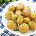 Make Irish Style Boiled Potatoes