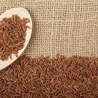 Información nutricional del jarabe de arroz integral