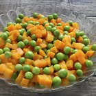 How to Season Peas & Carrots