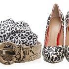 Leopard Print Wedding Ideas