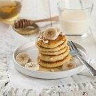Calories in Banana Pancakes