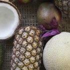 Vitaminas en el aceite de coco