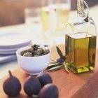 Cómo sustituir al aceite de oliva por aceite vegetal al hornear