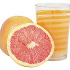 Efectos de comer demasiado pomelo