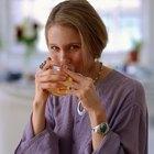 ¿Qué tan pesado es el té de ortiga para el cuerpo?