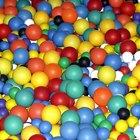 Cómo hacer globos de pintura
