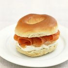 What Goes With Smoked Salmon Bagels & Cream Cheese?