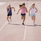 Tiempos adecuados de corrida para los niños de 12 años