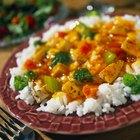 Alimentos altos en carbohidratos, bajos en proteínas y bajos en grasas