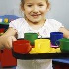 Proyectos para clases de preescolar