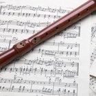 Cómo hacer una flauta de caña