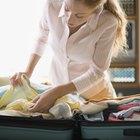 Instrucciones para el empaque de las maletas de Delta Airlines