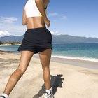 Cómo mantener tu cabello recogido al correr