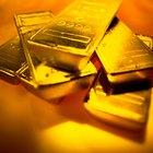 Cómo identificar el oro en bruto