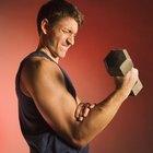 ¿Debes sentir que tus músculos arden cuando estás en el gimnasio?