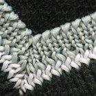Cómo hacer un poncho con capucha