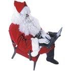 Cómo hacer un disfraz de Santa Claus