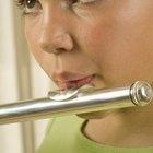 Cómo tocar una flauta traversa de bambú