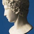 ¿Cómo son los distintos períodos del arte griego?