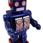 Cómo hacer un robot para niños con materiales caseros