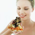 Corteza de pizza dietética baja en carbohidratos