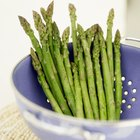 How to Freeze Fresh Asparagus