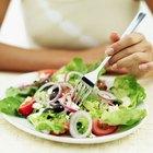 Lista de alimentos ricos en hierro para vegetarianos