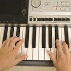 Cómo reparar las teclas de un teclado Yamaha Digital Piano