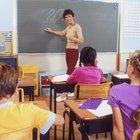 Cómo evaluar un proyecto escolar