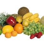 Frutas que agravan el acné