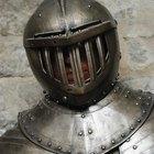 Cómo hacer una armadura medieval