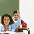 Cómo escribir un informe de la escuela primaria