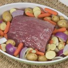 Cook a Pot Roast in a Slow Cooker Using Cream of Mushroom