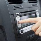 Cómo restablecer el código de la radio del Honda Accord
