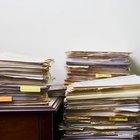 Cómo organizar papeles de adopción