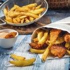 Dolor renal tras comer alimentos grasientos