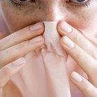 Cómo obtener más aire a través de tu nariz