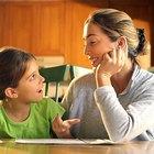 Cómo enseñar los adjetivos a niños pequeños