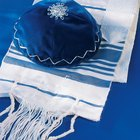How to Fold a Jewish Prayer Shawl