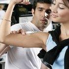 ¿Es bueno trabajar los bíceps y tríceps en un entrenamiento?