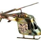 Cómo orientar y volar un mini helicóptero a control remoto