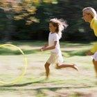 Actividades para hacer educación física al aire libre