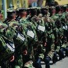 Requisitos de BMI para el ejército
