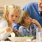 ¿Deben los padres forzar a sus hijos a comer cuando no lo hacen?