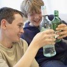 Información para niños sobre alcohol