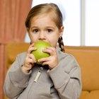 ¿Cuáles son los beneficios de las frutas y verduras para los niños?