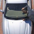 ¿Porqué se rompe el vidrio para autos?