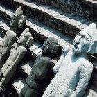 Ruinas arqueológicas aztecas