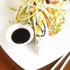 ¿Se pueden usar la salsa teriyaki y la salsa de soja de manera indistinta?