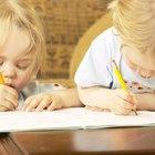 Cómo organizar un salón de clases Montessori